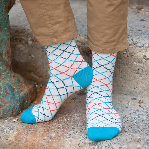 Peper Harow Hastings Gauntlet luxury socks