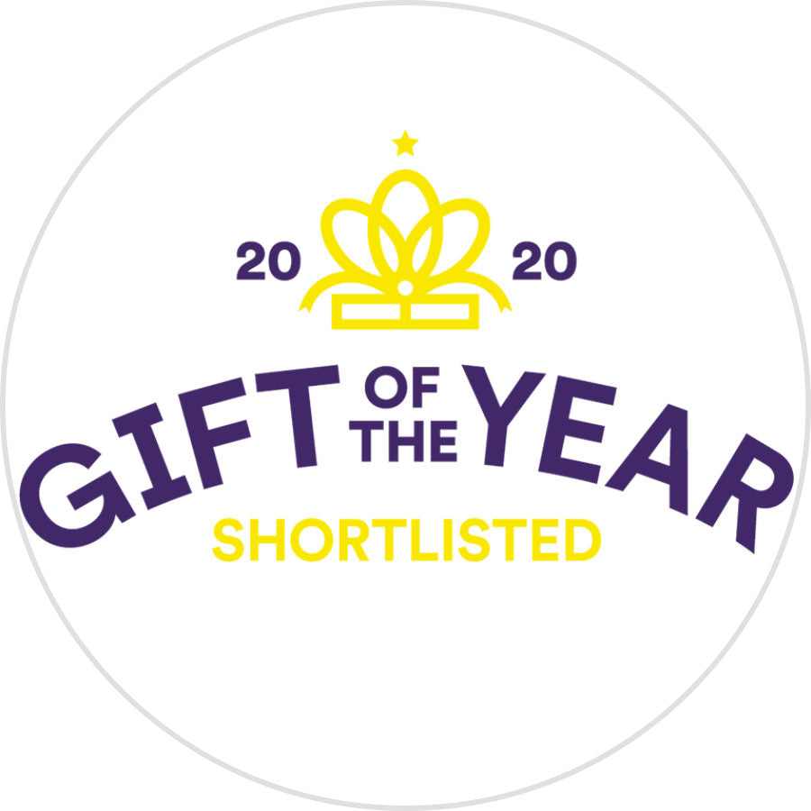 Peper Harow Gift of the Year 2020 Shortlisted.