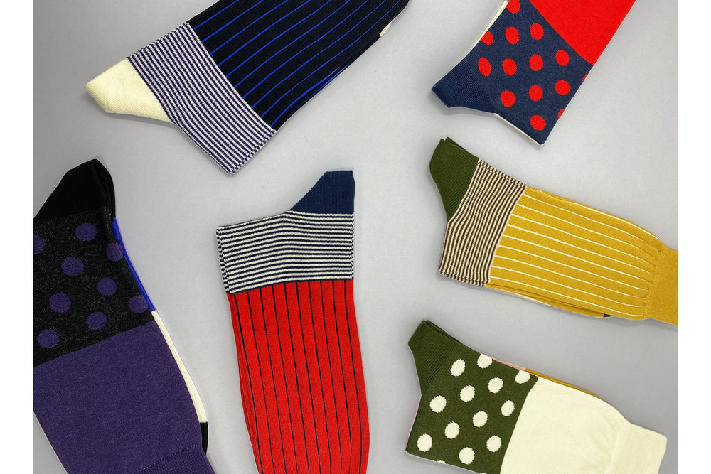 Peper Harow Men's Egyptian cotton luxury socks