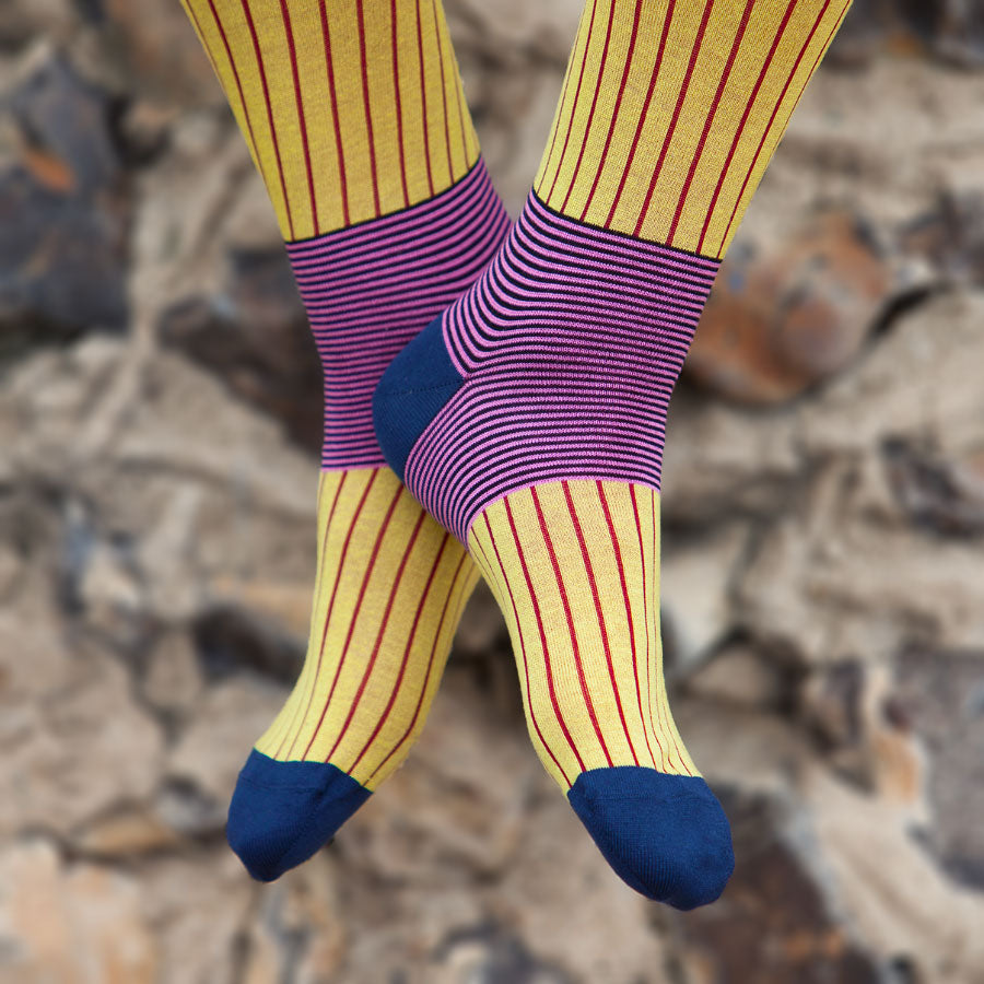 Peper Harow exceptional quality socks.