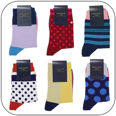 Ladies 6 month sock subscription