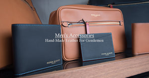 Men's Leather Accessories