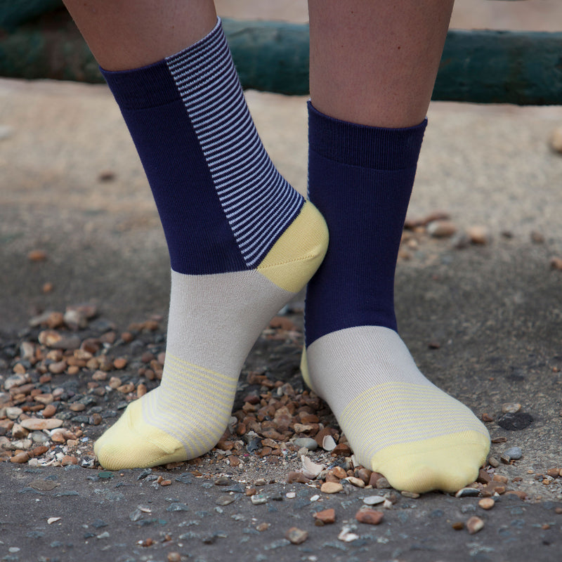 Anne Women's Socks - Buttercup