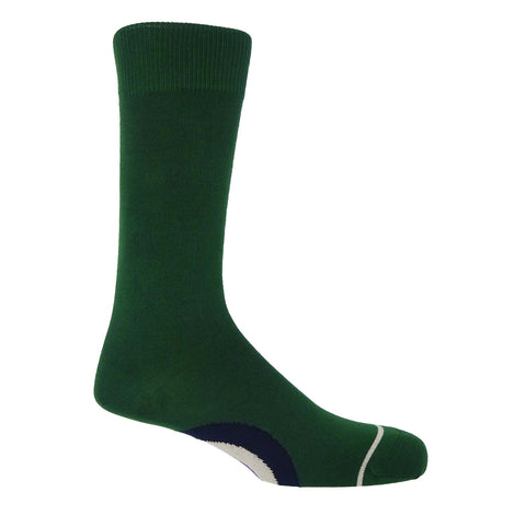 Big Target Green Men's Socks