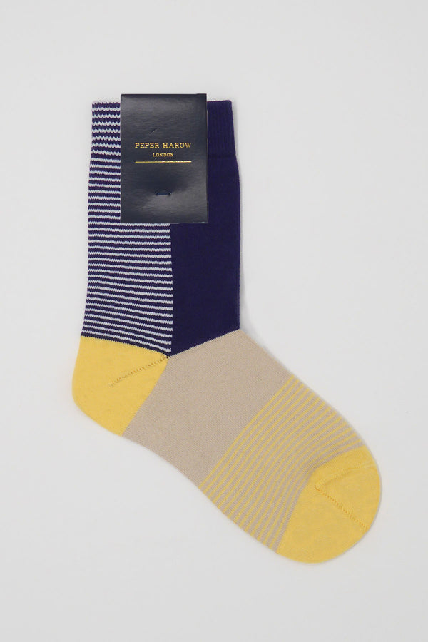 Anne Buttercup luxury women's socks