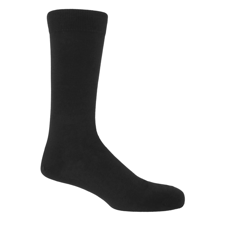 Charcoal Men's Luxury Classic Socks