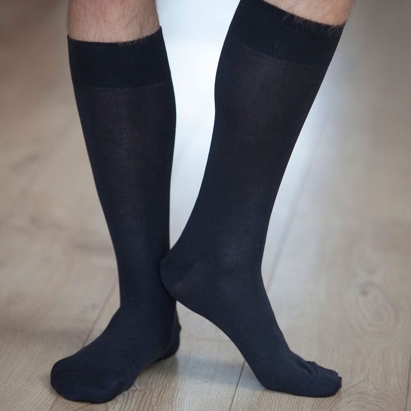 Classic Men's Socks - Black