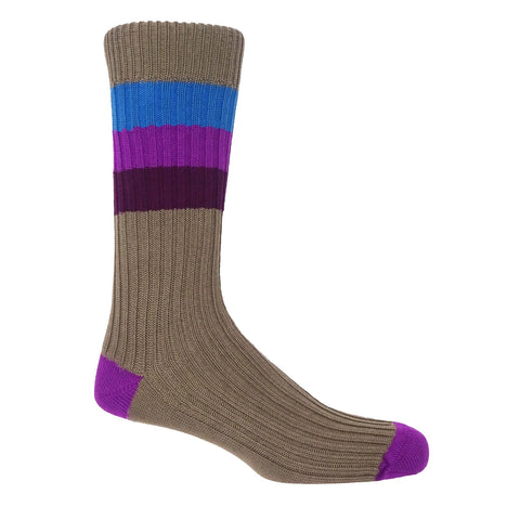 Chopper Men's Socks - Fawn