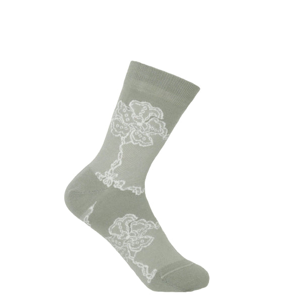 Delicate Women's Socks - Ash
