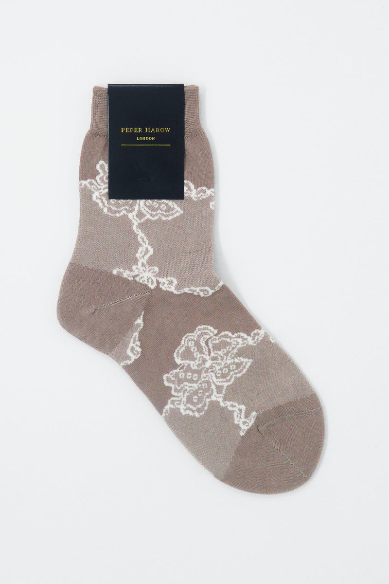 mink Delicate women's socks