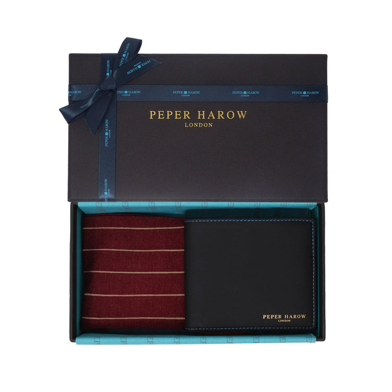Discerning Businessman Men's Gift Box
