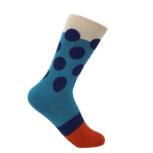 Eleanor Women's Socks - Teal