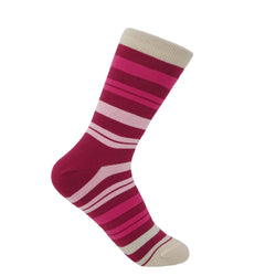 Elizabeth Women's Socks - Punch