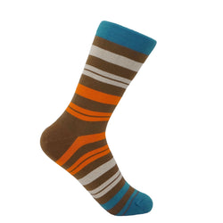 Elizabeth Women's Socks - Walnut