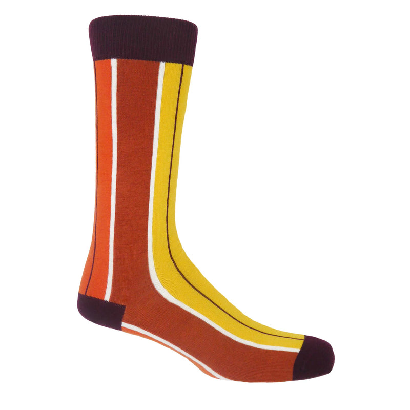 Hampton Men's Socks - Autumn