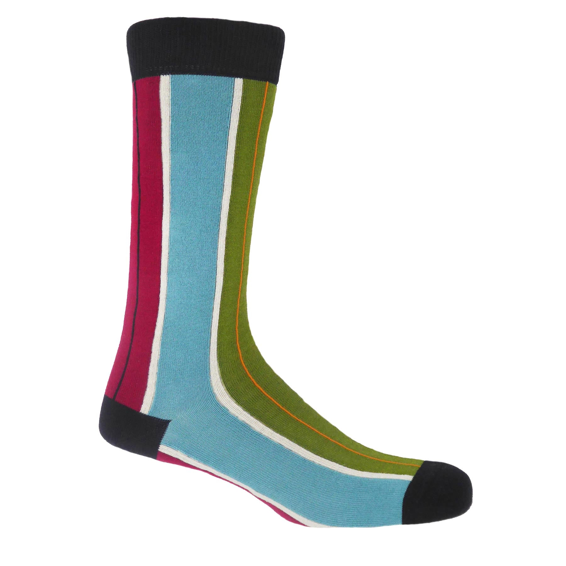 Hampton Men's Socks - Light Blue