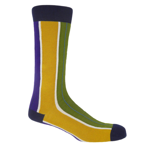 Hampton Men's Socks - Yellow