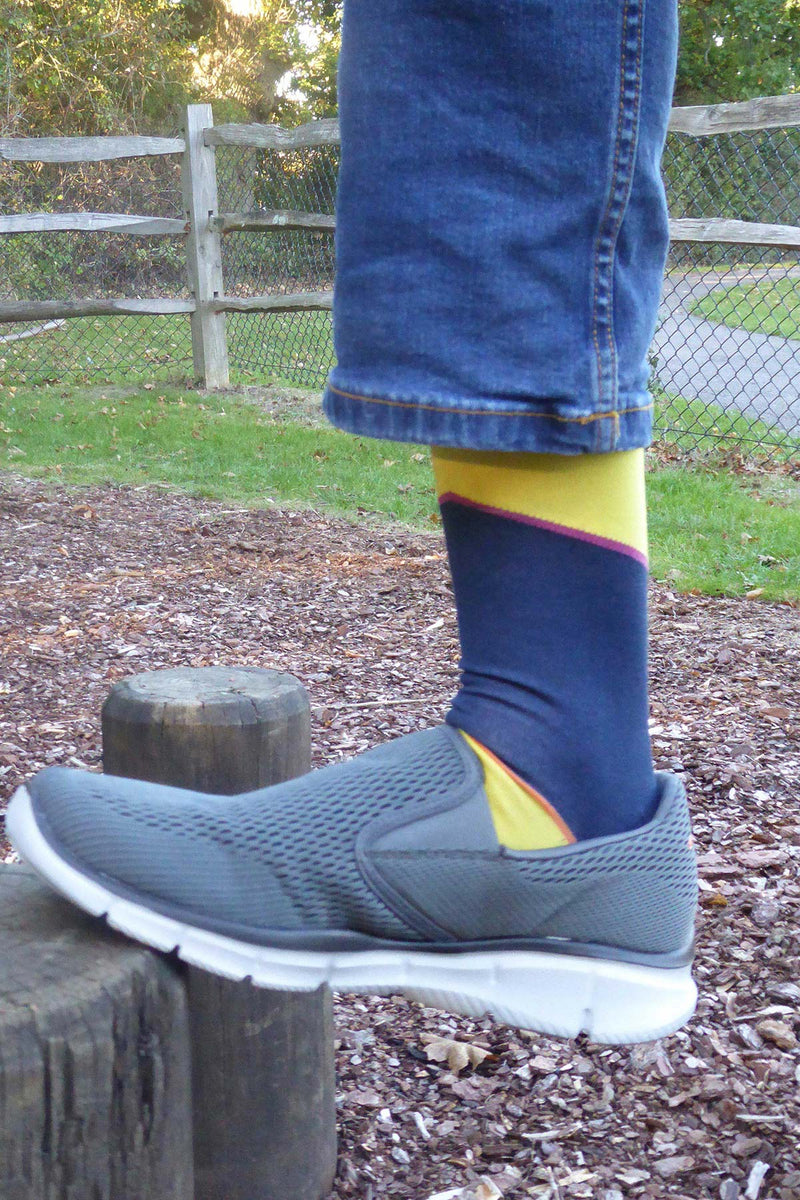 Hilltop Bumblebee Luxury Socks