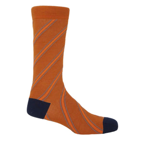 Kensington Men's Socks - Bronze