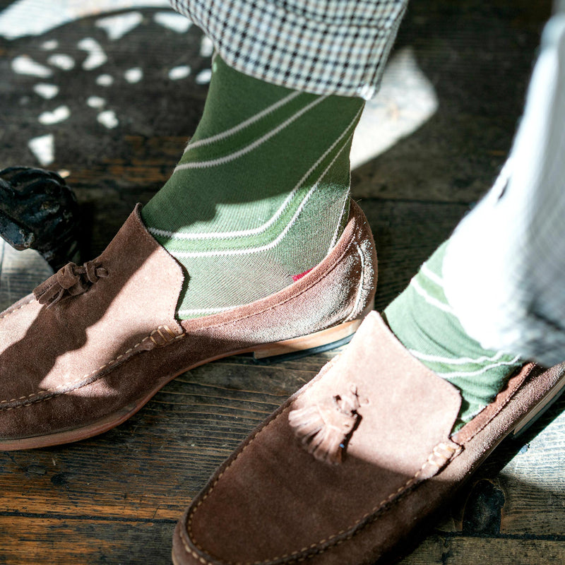Juniper Kensington luxury men's socks