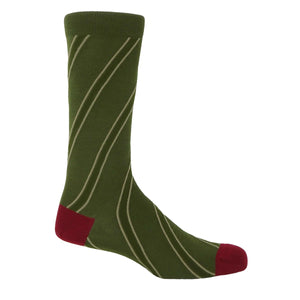 Kensington Men's Socks - Juniper