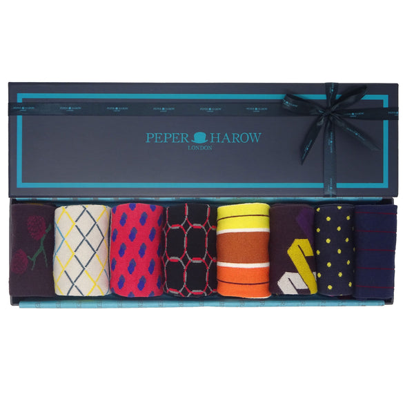 Merry Men's Christmas Gift Box