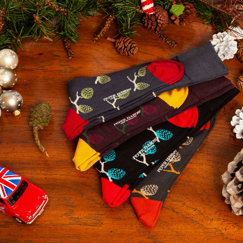 The total Pine Men's Socks collection