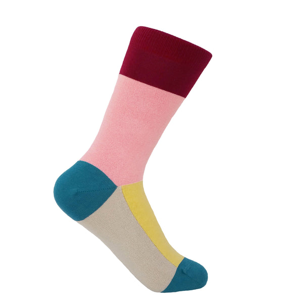 Victoria Women's Socks - Pink