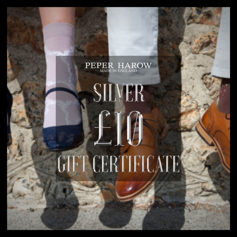 Silver Gift Certificate Main