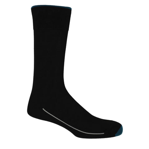 Square Mile Men's Socks - Black