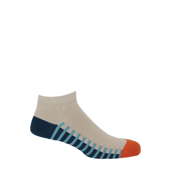 Welford Men's Socks - Stone