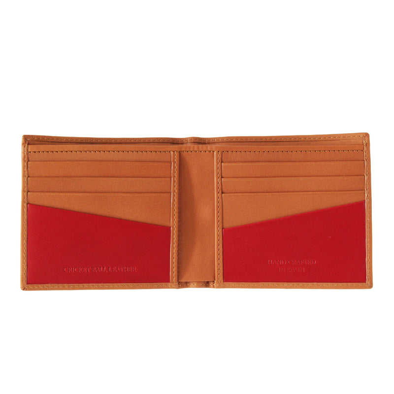 Tan Billfold Wallet