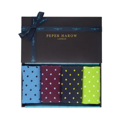 The Spot Luxury Men's Gift Socks