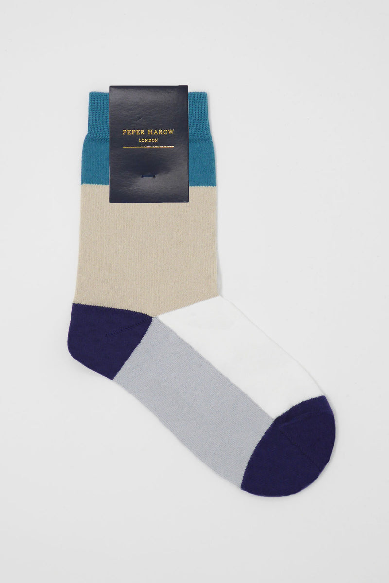 Taupe Victoria Ladies Luxury Socks