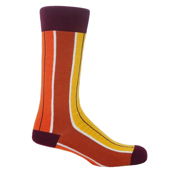 Peper Harow Autumn Hampton Men's Luxury Cotton Socks