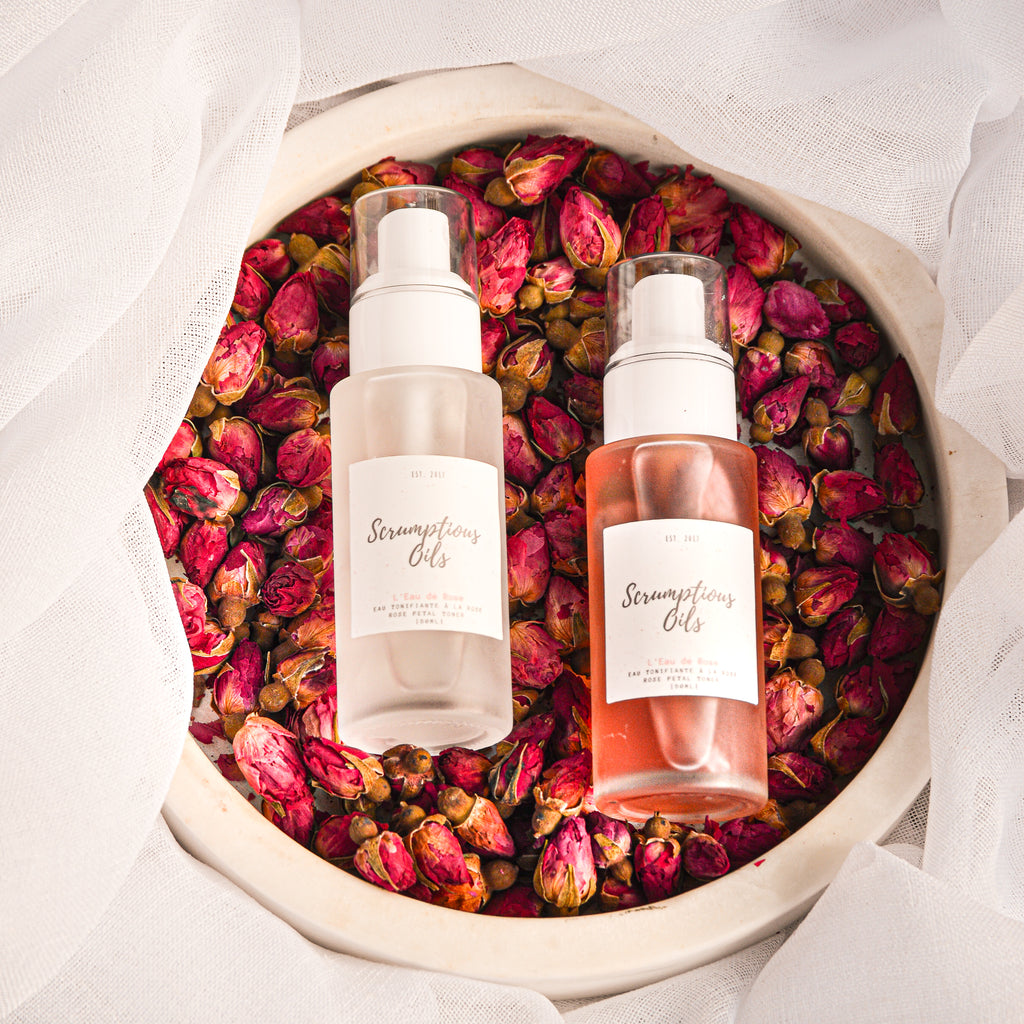Rose Petal Toner - 50mL