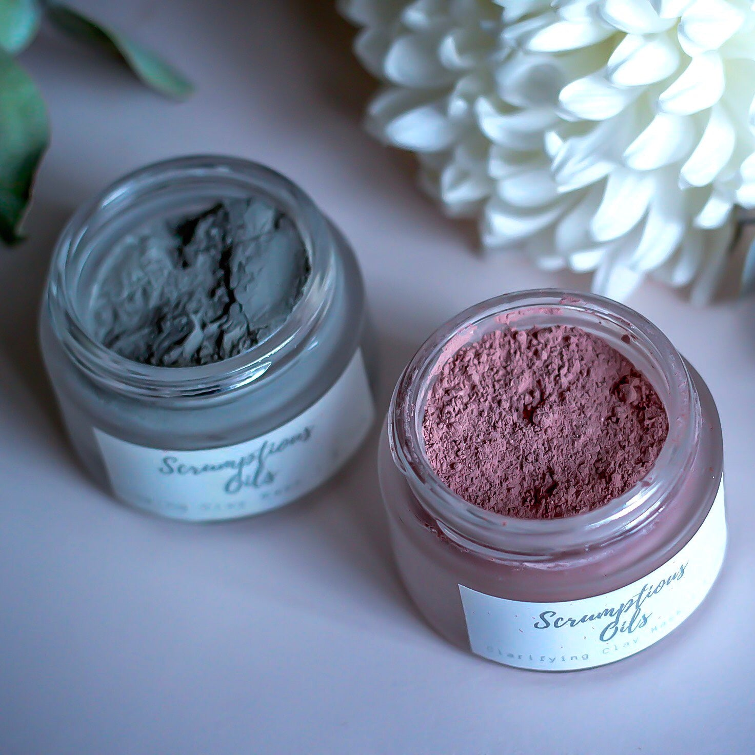 Glowing Clay Mask - 1.7oz