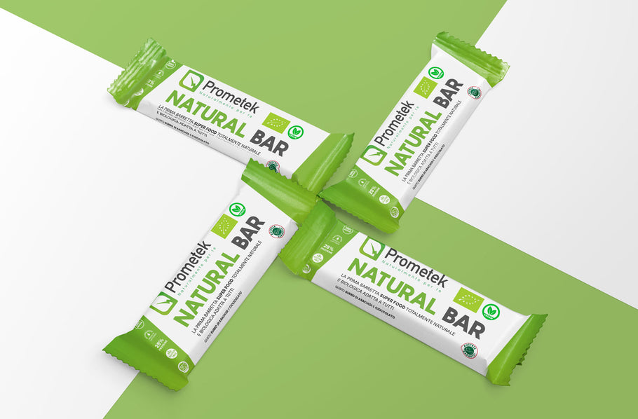 Prometek Natural Bar un superalimento per tutti!