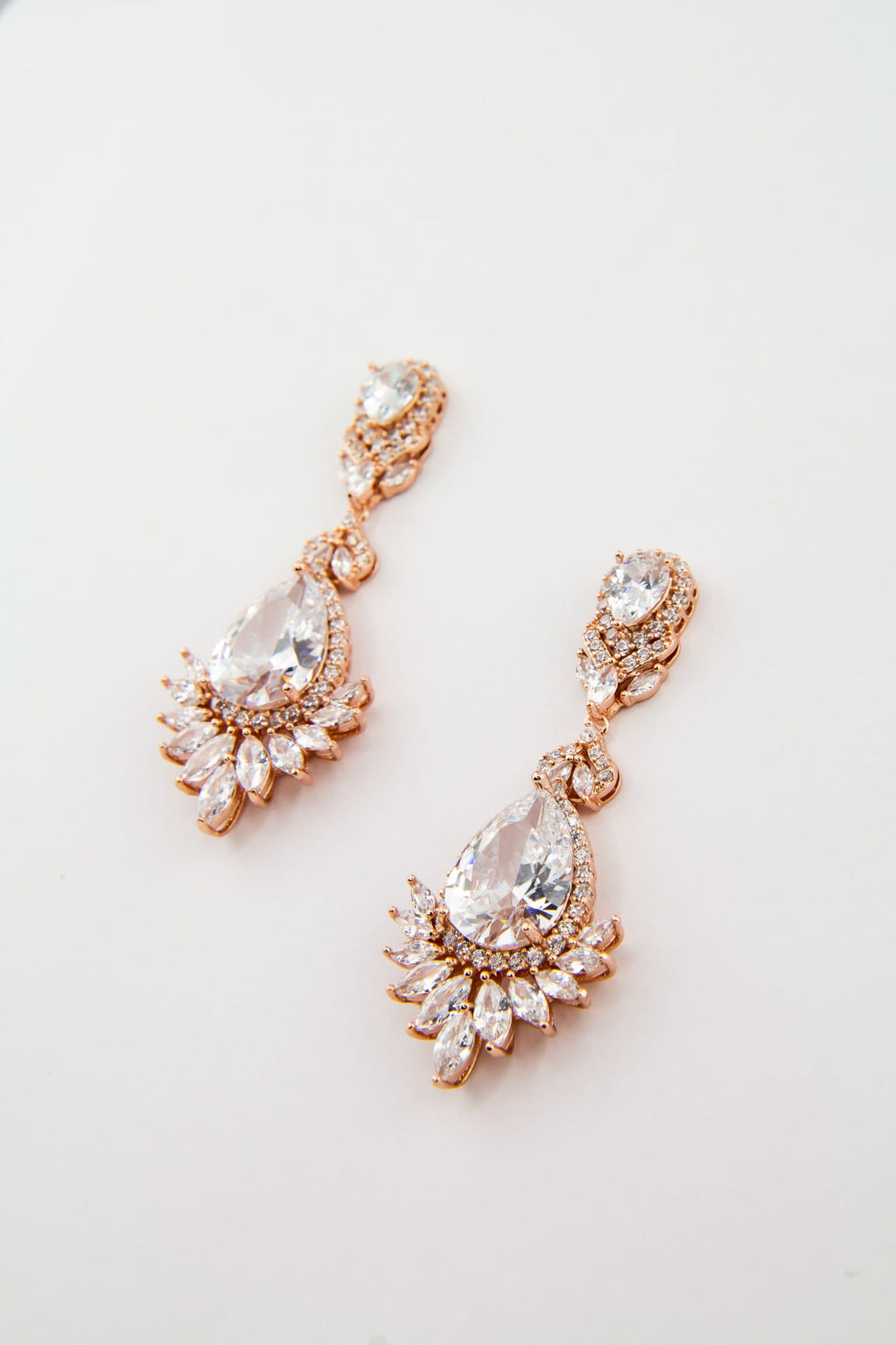 Harper's Fire Earrings