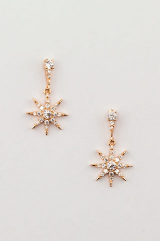Lyra Starburst Earrings