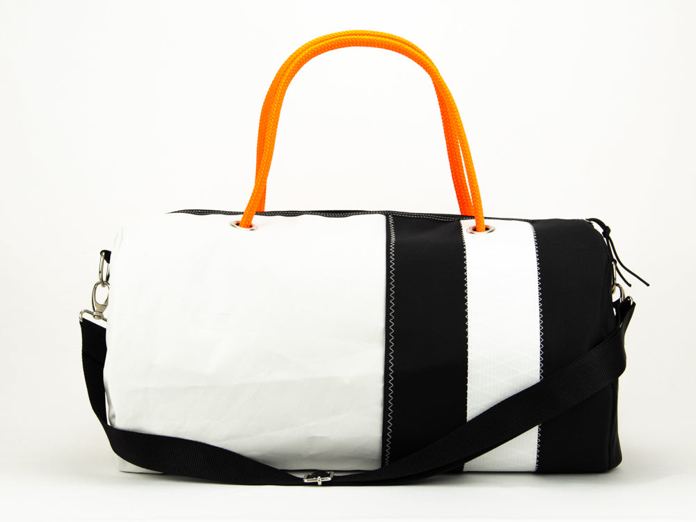 BORSONE DUFFLE med  - Limited Ed. Star in Oceano - RiVelami