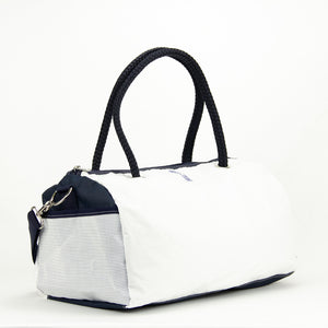 GYM BAG BIANCO/BLU - RiVelami