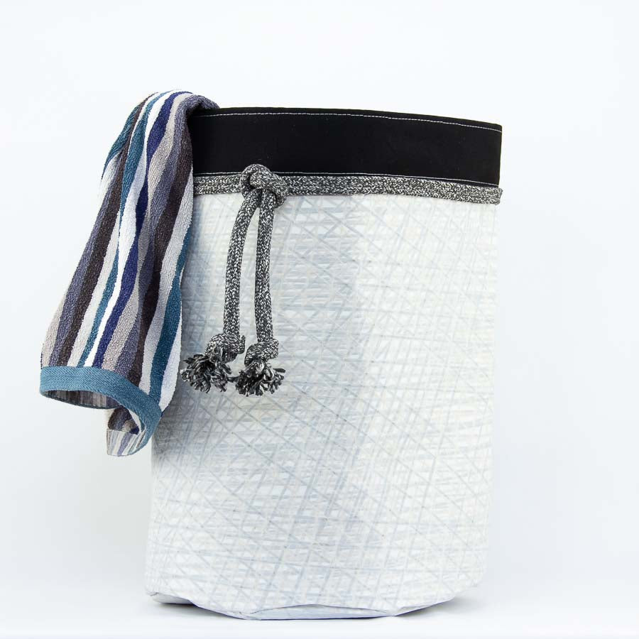 CESTA BIANCHERIA | LAUNDRY BASKET - RiVelami