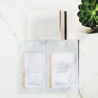 Bare Me Dry Sheet Face Mask (Pack of 2)