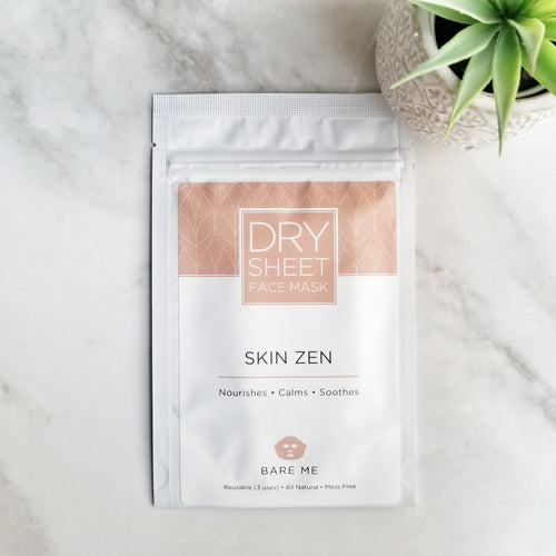 SKIN ZEN - Dry Sheet Face Mask