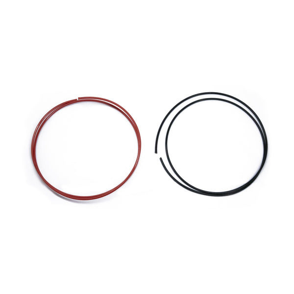 1m Milspec wire 14AWG Red and Black
