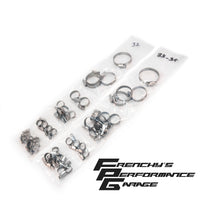 RB26 Water Lines Clamp kit R32 R33 R34 GT-R RB26DETT Stainless Steel