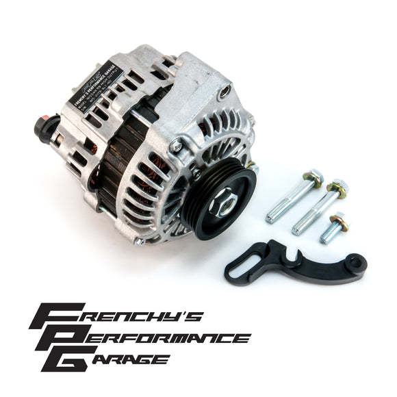 Nissan RB High Output Alternator V2 (Mitsubishi Core)