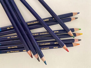 Derwent Inktense Color Pencils - Custom Set Chosen by Rachelle