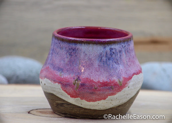 Ruby Redford Glazed Petite Bowl - Ceramic Pottery - Glazed Stoneware